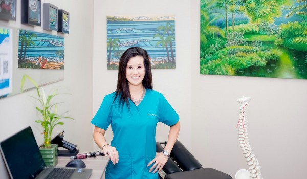 Chiropractic Concept of Bellevue founder, Dr. Stephanie Woo, DC