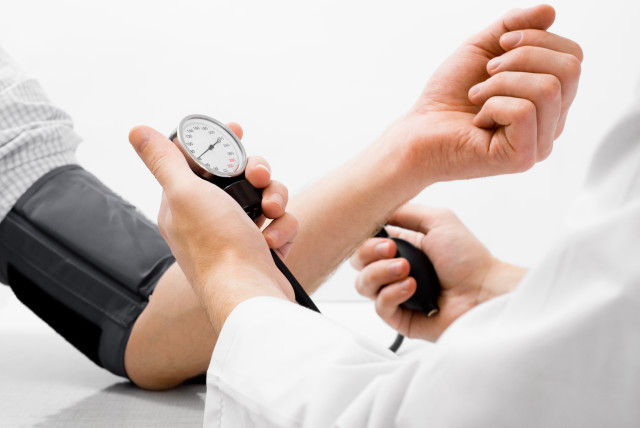 High blood pressure and hypertension treated with chiropractic